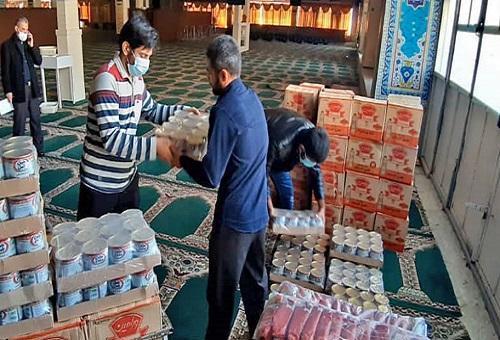 500 بسته معیشتی از سوی گروه جهادی افسران ولایت بوشهر بین نیازمندان استان توزیع شد