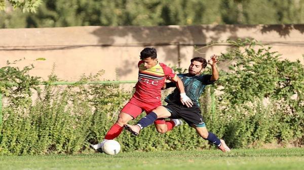 پیروزی تیم فوتبال فولاد خوزستان در دومین بازی تدارکاتی